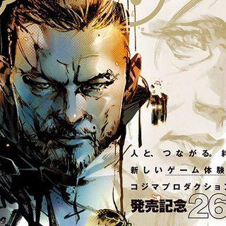 SpiritWars: Death Stranding  Metal Gear Shadows of Discipleship