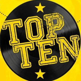 TopTen: 23 - Reggae On My Mind