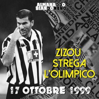 17 ottobre 1999 - Zizou strega l'Olimpico