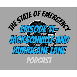 Jacksonville and Hurricane Lane