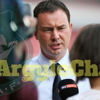 Is Derek Adams overachieving as manager of Plymouth Argyle?