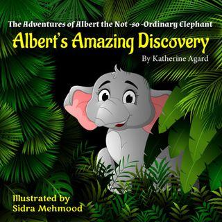 Interview -  Katherine Agard -Albert's Amazing Discovery