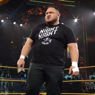 NXT Review: Samoa Joe Got What He Wanted