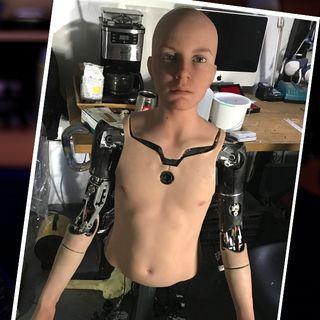 Abel el niño Robot | CuriosiMartes 56