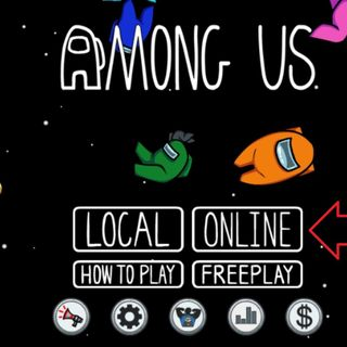 *10min LOFI & CHATS* - Among Us PLAY WITH FRIENDS