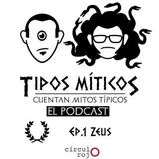 Zeus -Tipos míticos- Conde Fabregat y Renato Guillén