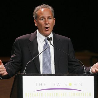 Two-Bucket Approach to Investing, $5000 Announced Gold Predictions, & Guest Peter Schiff