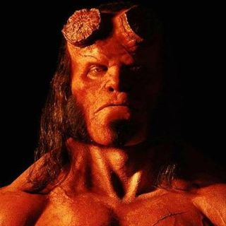 Hellboy and His Movies