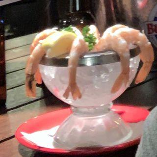 04 cena en Bubba Gump en Monterey