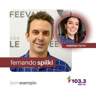 A capacidade de diálogo como chave no enfrentamento à Covid, com Fernando Spilki