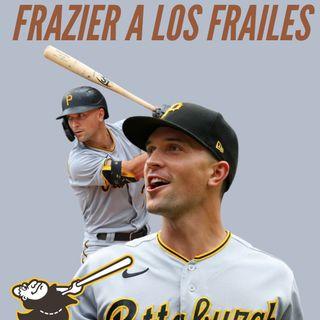 MLB: ADAM FRAZIER llega a SAN DIEGO / YANKEES decepcionan