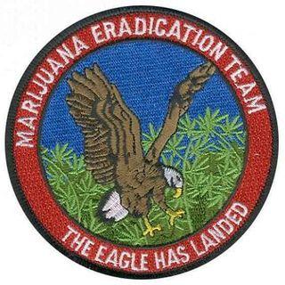 Marijuana Eradication Team