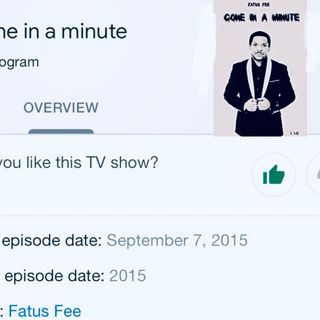Episode 145 - Gone in a minute