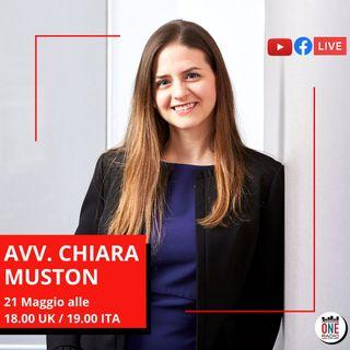 COVID19 in UK:  l'Avv. Chiara Muston risponde sui temi del lavoro, salute e sicurezza