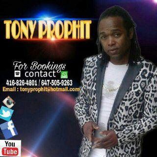 Tony Prophit