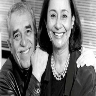 Gobierno mexicano lamenta muerte de Mercedes Barcha, esposa de Gabo