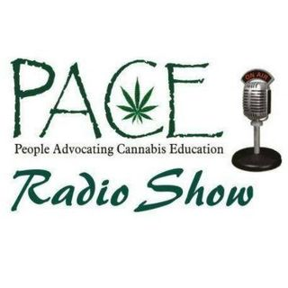 PACE Radio Show LIVE - Guest Cannabis Muskoka Educational Expo - Host Al Graham - Joint Host Kim Cooper