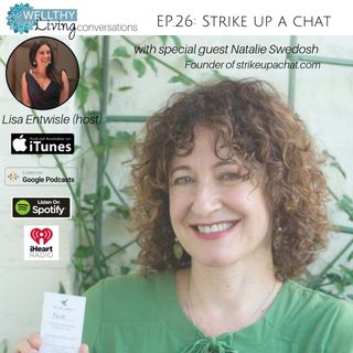 EP 26: Strike up a Chat