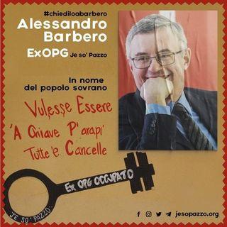 Alessandro Barbero - In nome del popolo sovrano - con Salvatore Prinzi [Ex Opg Je so' pazzo]