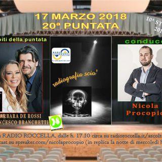 Radiografia Scio' - N.20 del 17-03-2018