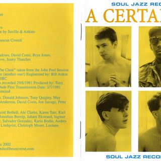 A Certain Ratio - All night party