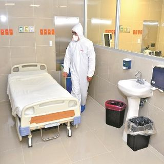 En CDMX hospitales no están rebasado