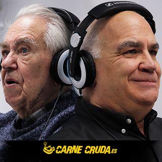 Juan y Oscar Mariné: padres del cine y el diseño (CARNE CRUDA #841)