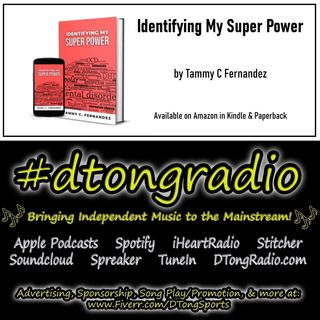 #NewMusicFriday on #dtongradio - Powered by Identifying My Superpower on Amazon