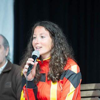 """Claudia Maffi: """"La bici è un toccasana per gli adolescenti durante la pandemia"""""""