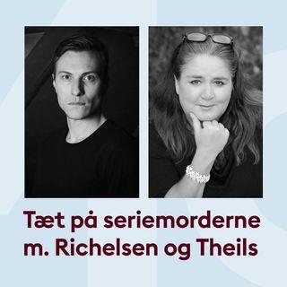 True crime med Sebastian Richelsen og Lone Theils