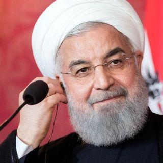 Presidente iraní dispuesto a negociar con EU