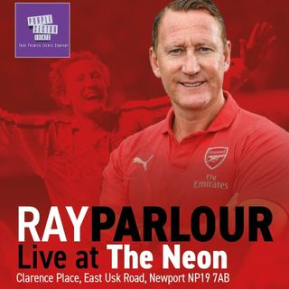 Ray Parlour coming to the NEON