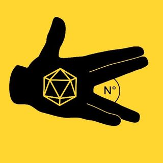 KN#5 RPG - Numenera