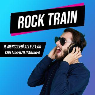 Rock Train - Carrozze Intercity