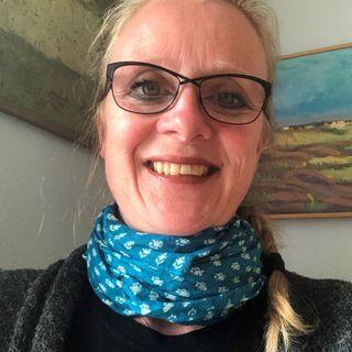 2. pinsedag. Mette Hvid-Olesen i samtale med Morten Thaysen
