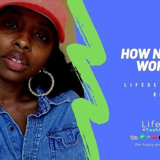 LIfeClub with Tashima Jones: How To Not Worry