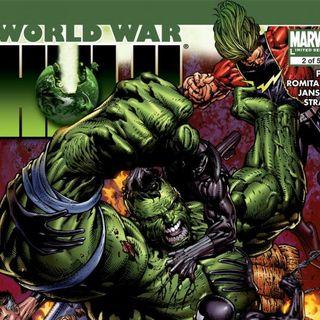Source Material #223: World War Hulk (Marvel, 2007)