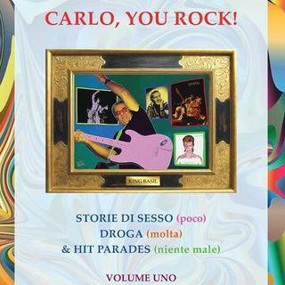"""Intervista a Carlo Basile autore del libro """"Carlo, You Rock!"""""""