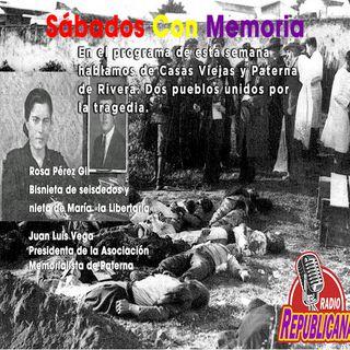 CON MEMORIA - Progrma #14 - La Janda - Casas Viejas y Paterna de Rivera