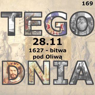 Tego dnia: 28 listopada (bitwa pod Oliwą)