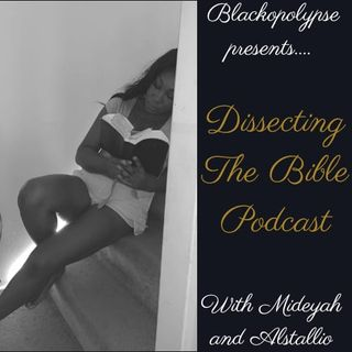 Dissecting The Bible (Blackopolypse) 10 Commandments
