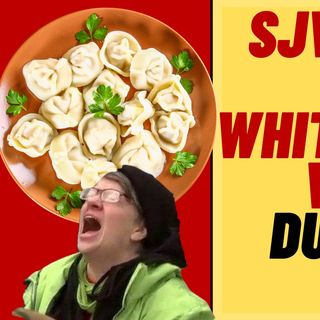 """SJW Complains About """"White Woman"""" Book On Dumplings And Noodles"""