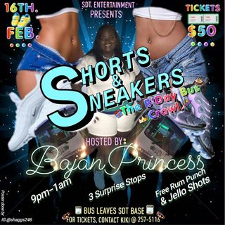 SHORTS AND SNEAKERS PROMO [Explicit]