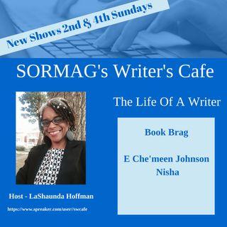 Book Brag With E Che'meen Johnson & Nisha - Season 3 Episode 8
