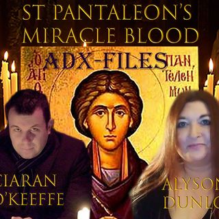 ADX 47 Ciaran O'Keeffe St Pantaleon