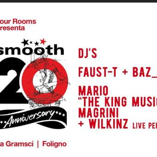 20°Anniversary_Smooth@FourRoomsBistrot