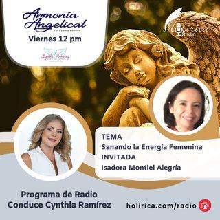 Programa Armonía Angelical - Sanando la Energía Femenina