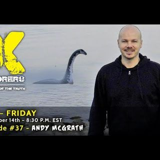 Xplorers: Talk with Andy McGrath about his recent travels to USA.