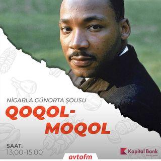 Martin Luther King-in ən sevdiyi yeməklər | Qoqol-moqol #25