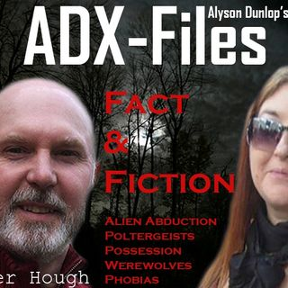 ADX-Files 35 Peter Hough